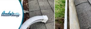 Gutter cleaning in Middletown