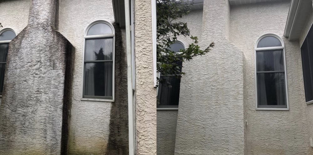 Middletown Stucco Cleaning
