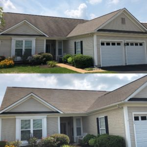 Roof Cleaning In Middletown De